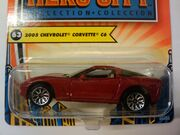 Hero city corvette c6