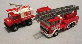 Fire Rescue Set (1985 K-119)