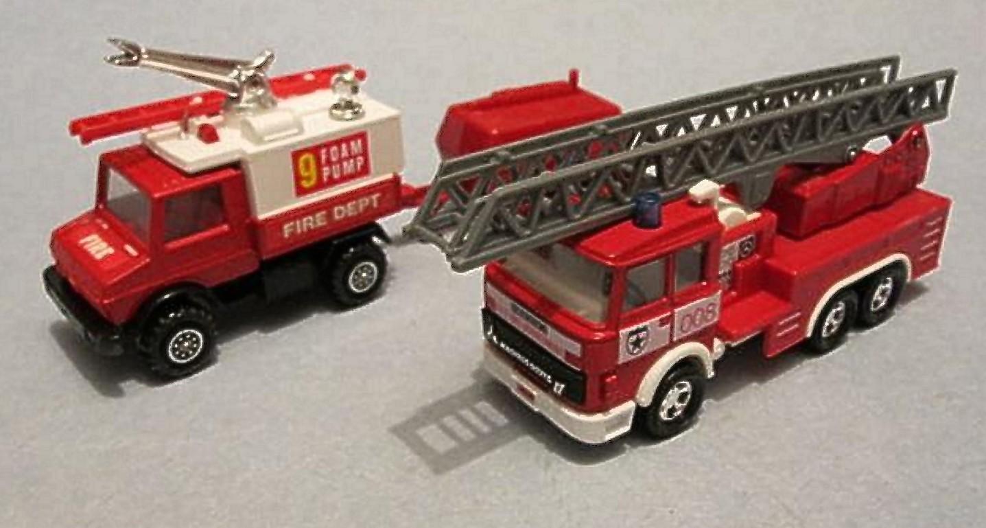 Fire Rescue Set K 119 K 138 Matchbox Cars Wiki Fandom Powered By