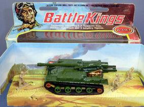 155mm.S.P. Howitzer (K-107)