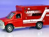 Ford E-350 Ambulance (2009)