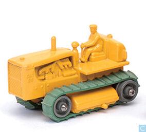 CAT tractor 8c