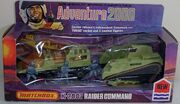 K-2001 Raider Command (Adventure 2000 In Box)