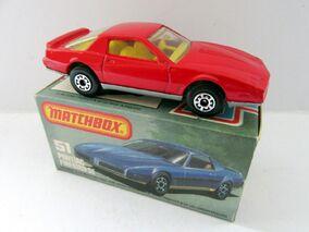 Pontiac Firebird SE (1982 Box)