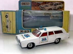 Mercury Police Car (K-23)