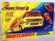 Racing Car Transporter (K-7 rear side box)