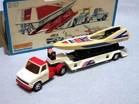 Ford Power Boat and Transporter (K-27)