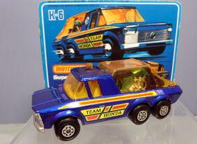Motor Cycle Transporter (1976-81)