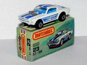 Mustang GT-350(1982 USA)