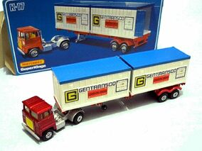 Articulated Container Truck (K-17 1974-1985)