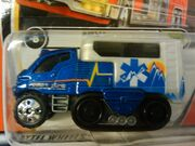 Team Tundra Snow Doctor blue