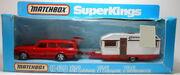 Volvo and Caravan (1981 in Box)