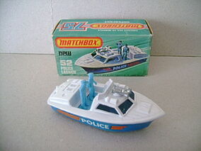 Police Launch (MB52)