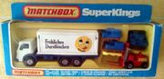 Delivery Truck and Fork Lift (in Box Germany)