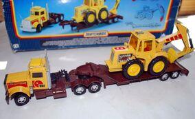 Digger & Plough Transporter (K-130)