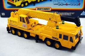 Mobile Crane (1985 K-114)