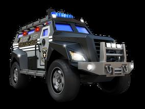 SWAT Truck-casting
