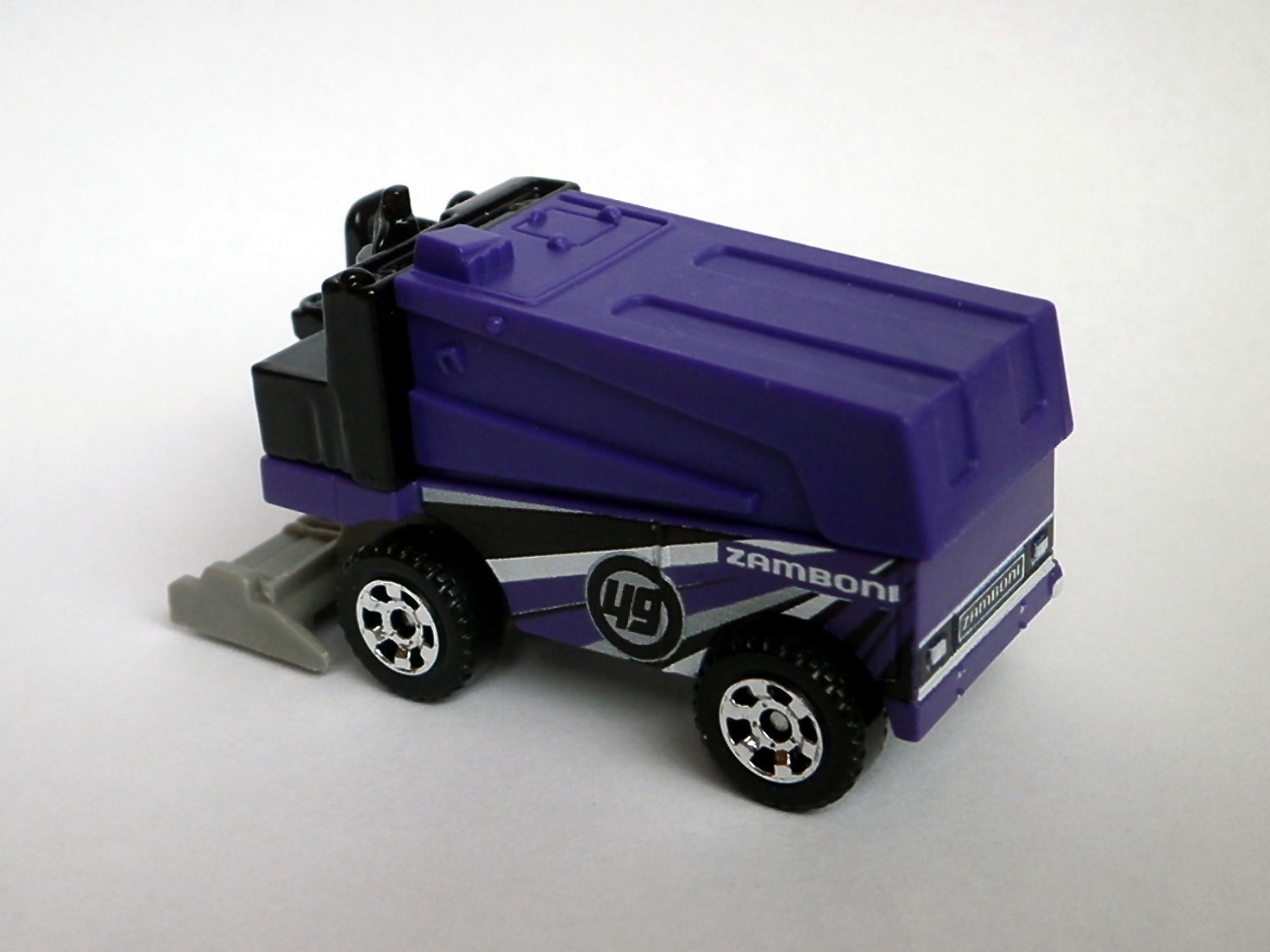 Coloring Pages Zamboni : Amazon playmobil nhl zamboni machine toys games