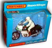 BMW Motor-Cycle (1983 in Box)