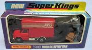 Ford Delivery Van (Avis)