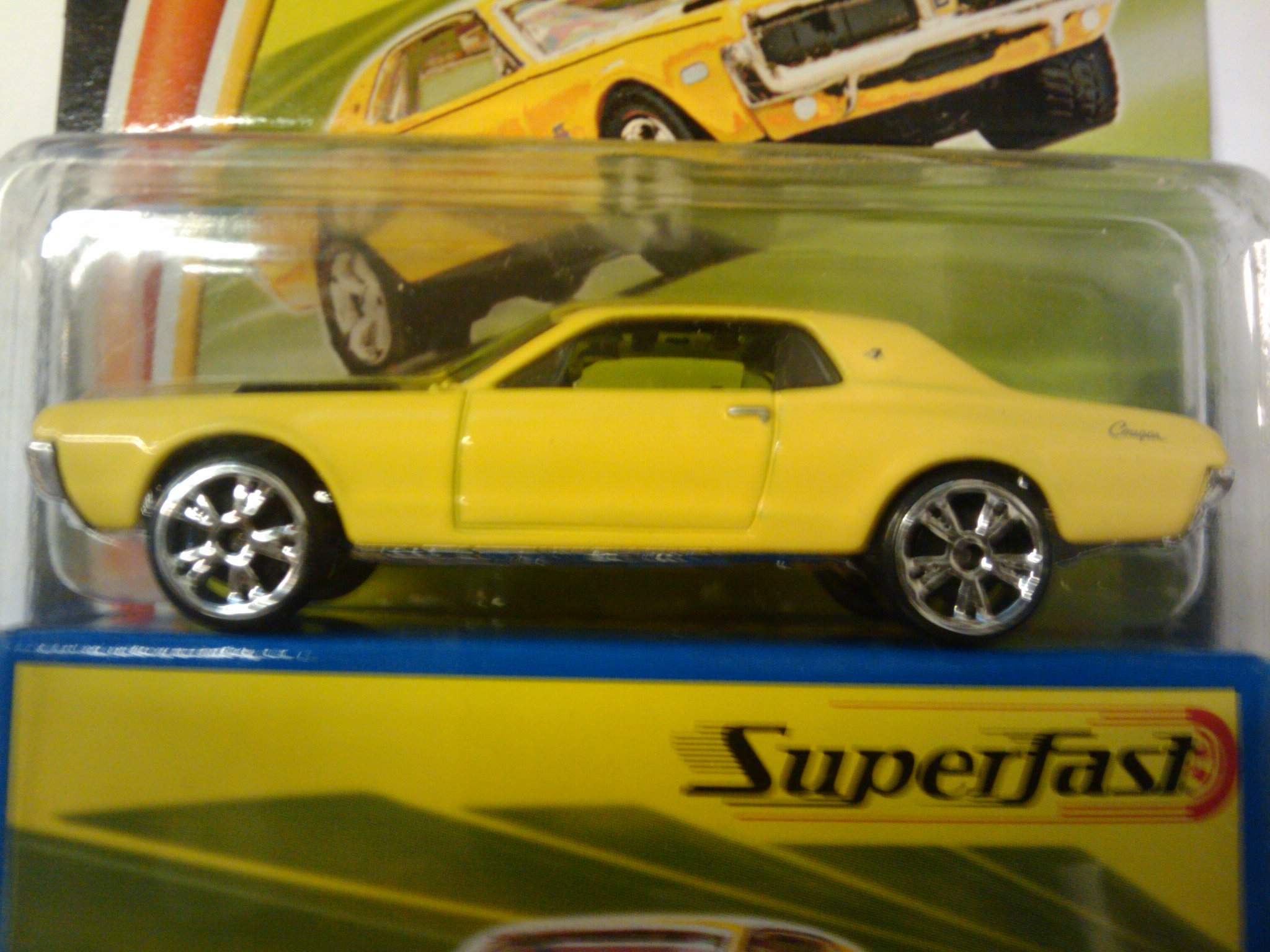 1968 Mercury Cougar Matchbox Cars Wiki Fandom Powered By Wikia 1960s H2338 China Superfast
