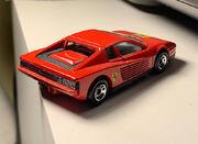 Ferrari testarosa 86 back