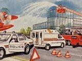 Action Series: Emergency (Super Kings)