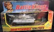 King Tiger Tank (K-104 in Box)
