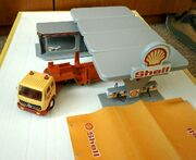 Mercedes-Benz Garage Transporter (1986 Shell Build)