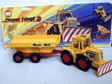 Muir-Hill Tractor & Trailer (K-5)