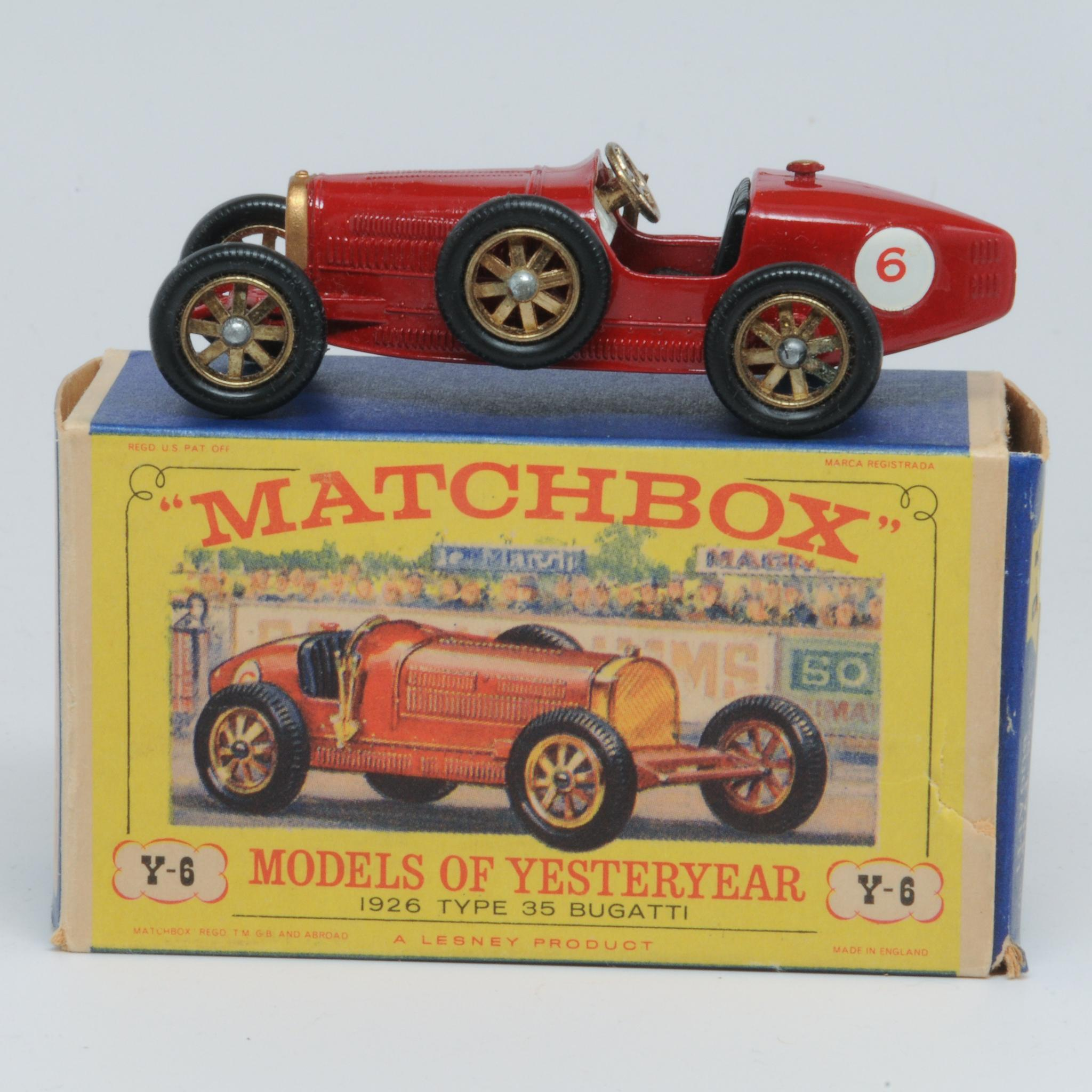 "++ /""models of Yesteryear/"" Collection-folleto 1992 Matchbox + como nuevo"