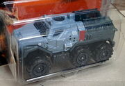 Armored Action Truck (2018 JW 2-18)