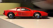 Ferrari testarosa 86 side
