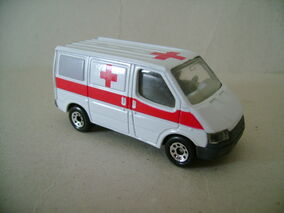 Ford Transit 1988