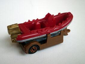 White Water Raft Boat (2017 5 Pack)