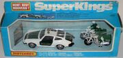 Porsche Police Set (1979 in box)