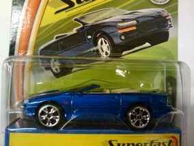 Superfast Chevrolet Camaro SS