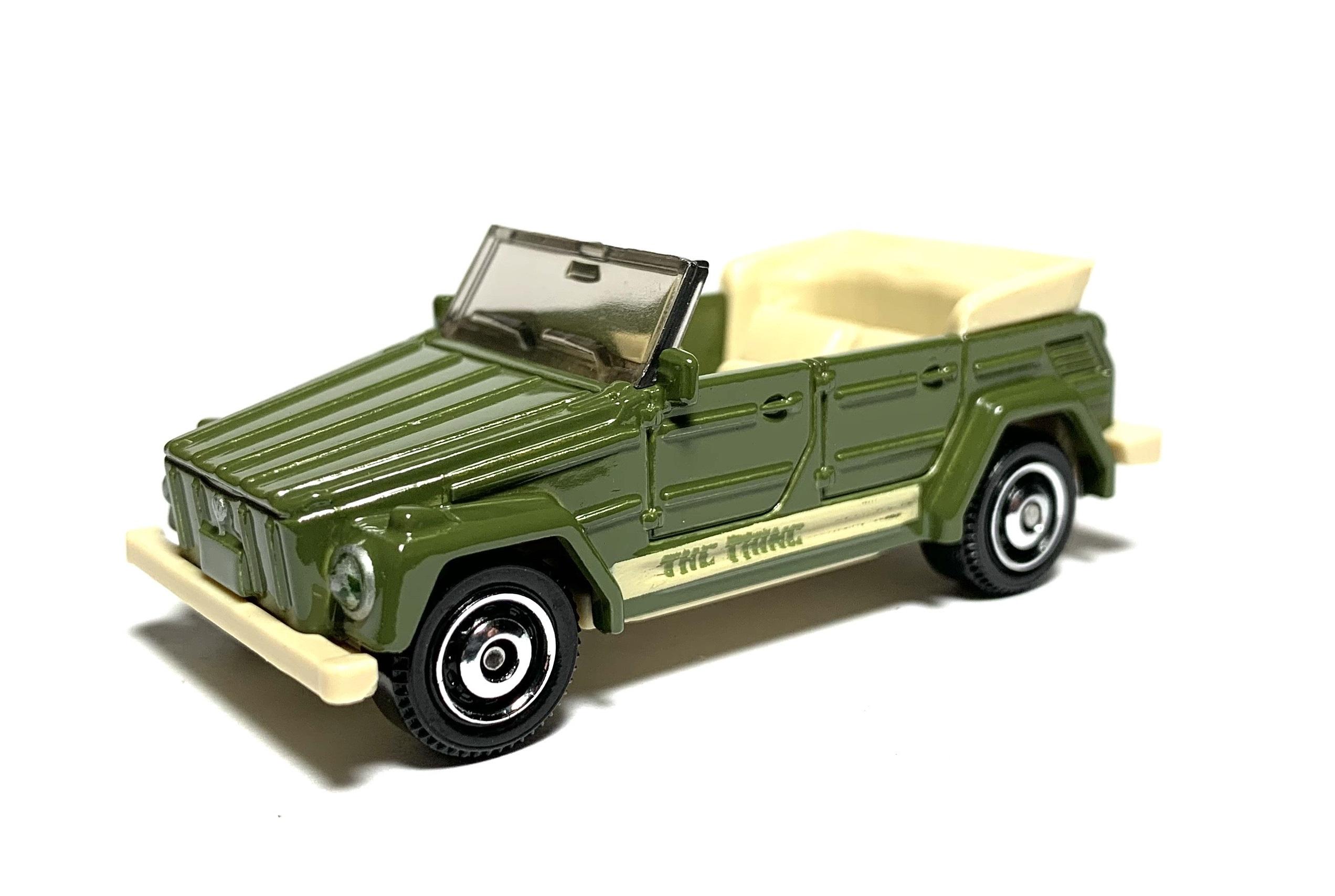 /'74 volkswagen Type 181-MBX off-road 75-nuevo en caja original Matchbox 2019