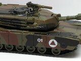 Abrams M1A1 Main Battle Tank (RW014)