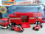 Racing Car Transporter (K-116/K-136/K-159/K-160)