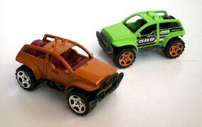 4X4 Buggy (MBX)