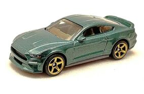 Ford Mustang Coupe (2020 Ford Mustang Series)