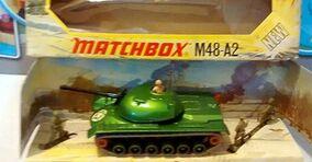M48-A2 Tank (K-102)