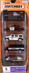 5-Pack - (2007) - -13 - Police