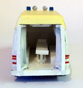 Ford Transit Ambulance (K-169 Open doors)