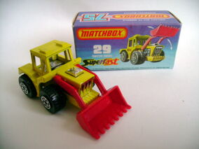 Tractor Shovel (MB 29)