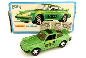 Porsche Turbo (K-70 Green)