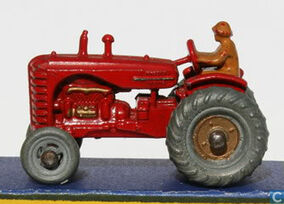 Massey-Harris Tractor 4a