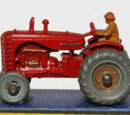 Massey Harris Tractor (4-A)