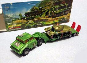 Tank Transporter (1974-77 K-106)